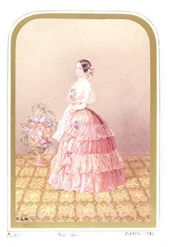 Henriette <I>Treffz</I> Strauss