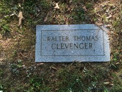Walter Thomas Clevenger