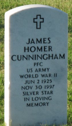 James Homer Cunningham