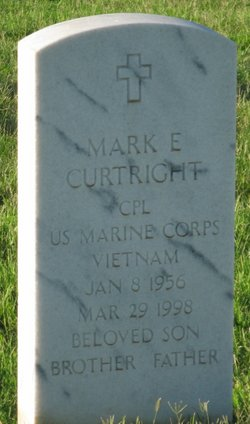 Mark Evan Curtright
