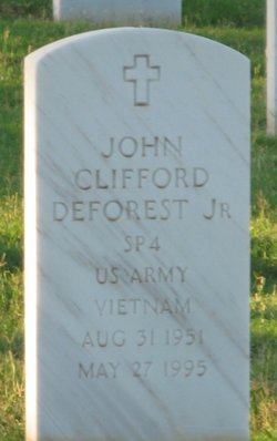 John Clifford Deforest, Jr
