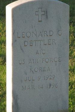 Leonard G Dettler