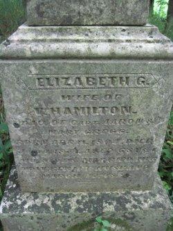 Elizabeth <I>Gregg</I> Hamilton