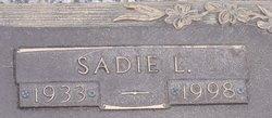Sadie L. <I>Montgomery</I> Berry