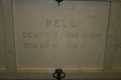 Susan Rebecca <I>Oliver</I> Bell
