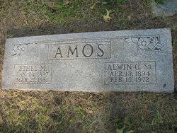 Ethel <I>Magee</I> Amos