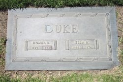 Ella Mae <I>Camp</I> Duke