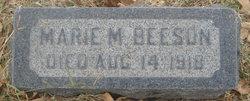 Marie Mary <I>Douthitt</I> Beeson