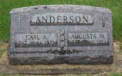 Augusta M Anderson