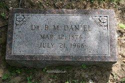 Dr B M Daniel