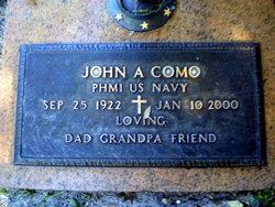 John A Como