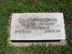 Carl Morris Goodmon