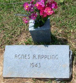 Agnes A Appling