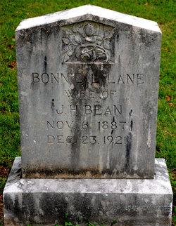 Bonnie L. <I>Lane</I> Bean