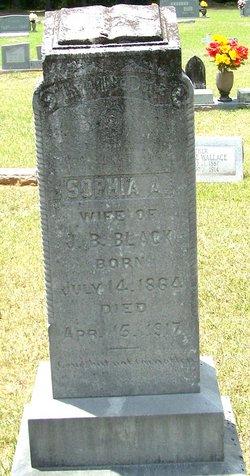 Sophia A. <I>Hartsell</I> Black