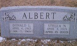 Stella N <I>Dodalak</I> Albert