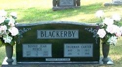 Bennie Jean <I>Pierce</I> Blackerby