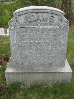 L Belle <I>Hale</I> Adams