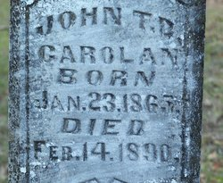 John Thomas Daniel Carolan