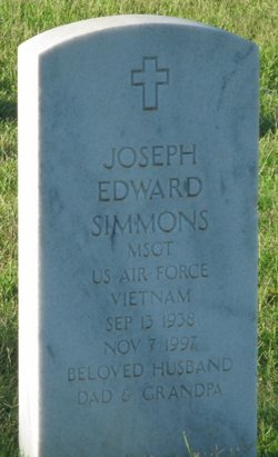 Joseph Edward Simmons