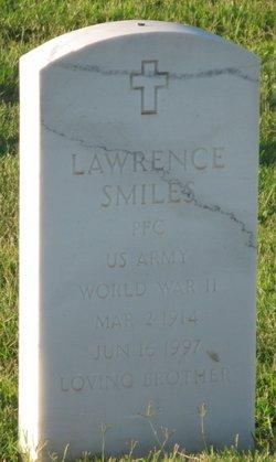PFC Lawrence Smiles