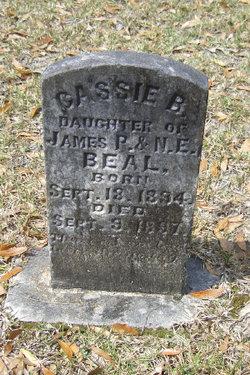 Cassie B Beal
