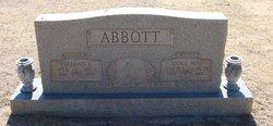 Thomas Leonard Abbott, Sr