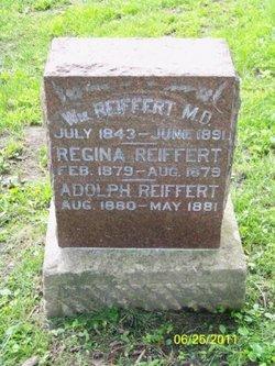 Dr William Reiffert