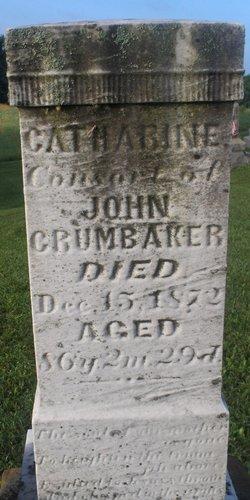 Catherine <I>Kaylor</I> Crumbaker