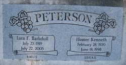 Homer Kenneth Peterson