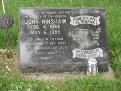 John Joseph Hinshaw