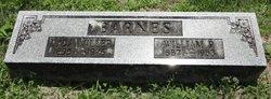 Lyda <I>Miller</I> Barnes