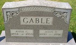 Anna Grace <I>Van Winkle</I> Gable