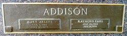 Raymond Earl Addison