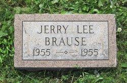 Jerry Lee Brause