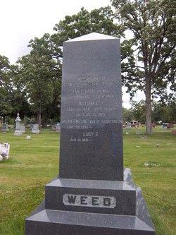 Lucy <I>Dake</I> Weed