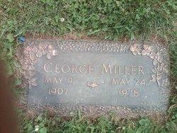 """George """"Whitey"""" Miller"""