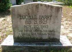 Lucille Barry