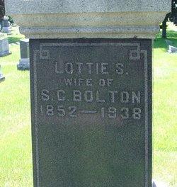 Lottie S Bolton