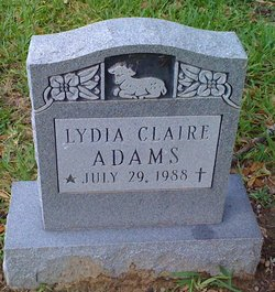 Lydia Claire Adams