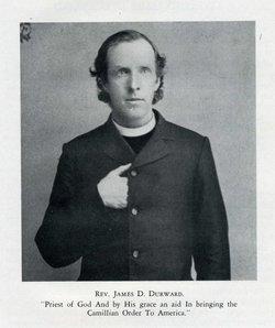 "Fr Alan Dionysius ""James"" Durward"