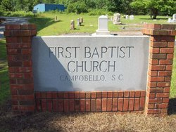 Campobello First Baptist Cemetery