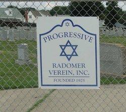 Progressive Radomer Verein Lodge Cemetery