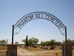 Fort Phantom Hill Cemetery