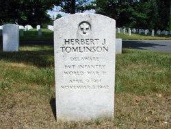 Pvt Herbert Joseph Tomlinson