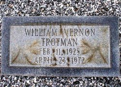 William Vernon Trotman