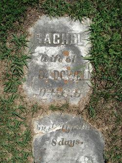Rachel <I>McCoy</I> Dowell