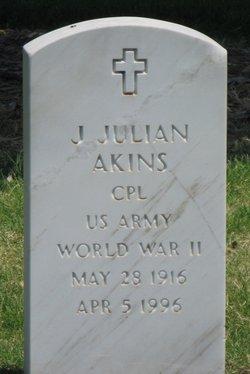 J Julian Akins