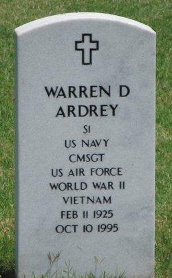 Warren D. Ardrey