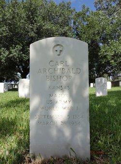 Carl Archibald Bishop